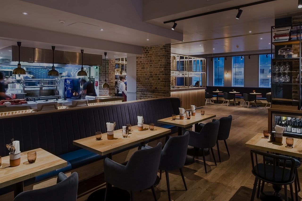 Event Space - Brigade Bar & Kitchen